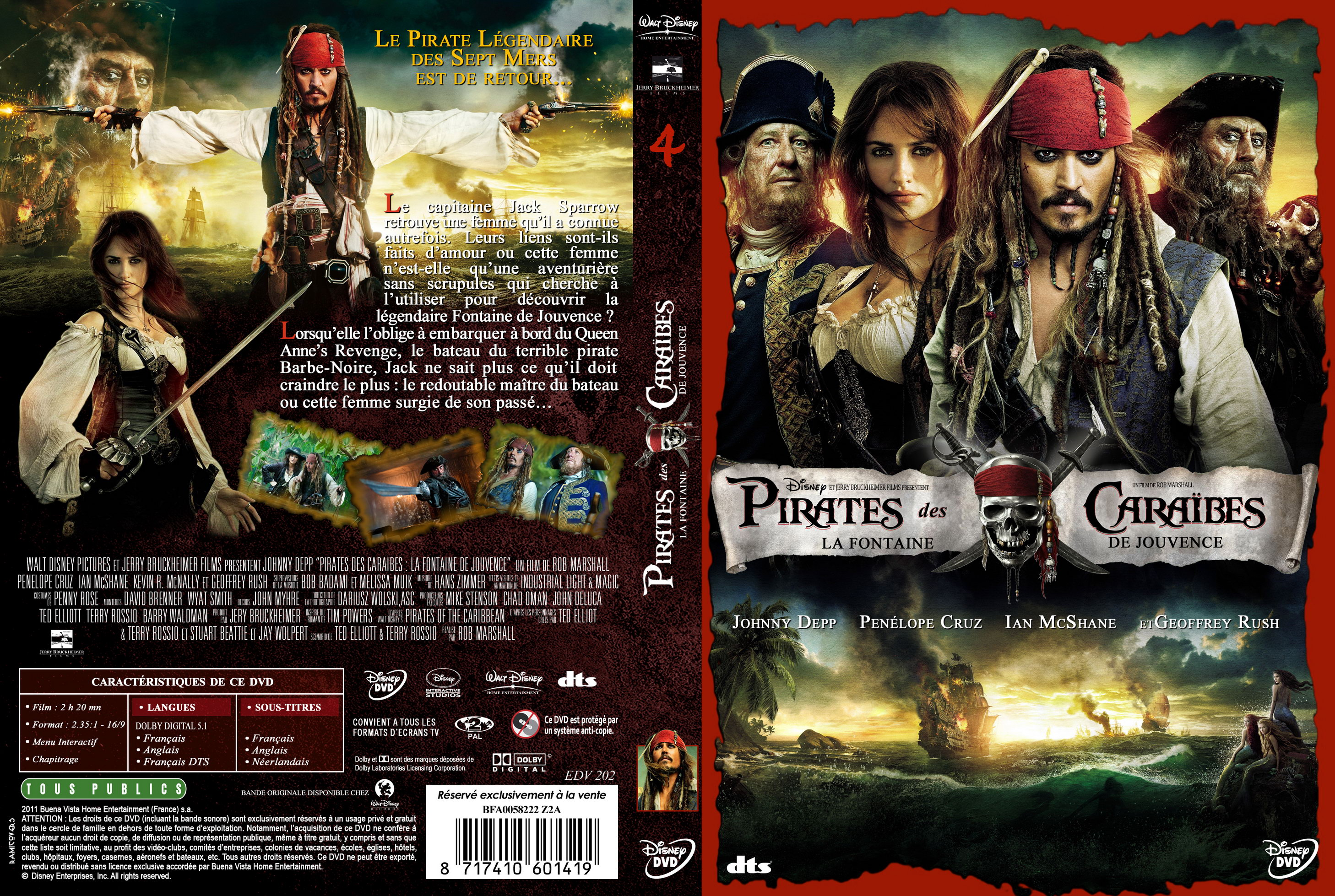 Version Porno des Pirates des Carabes - ruepornocom