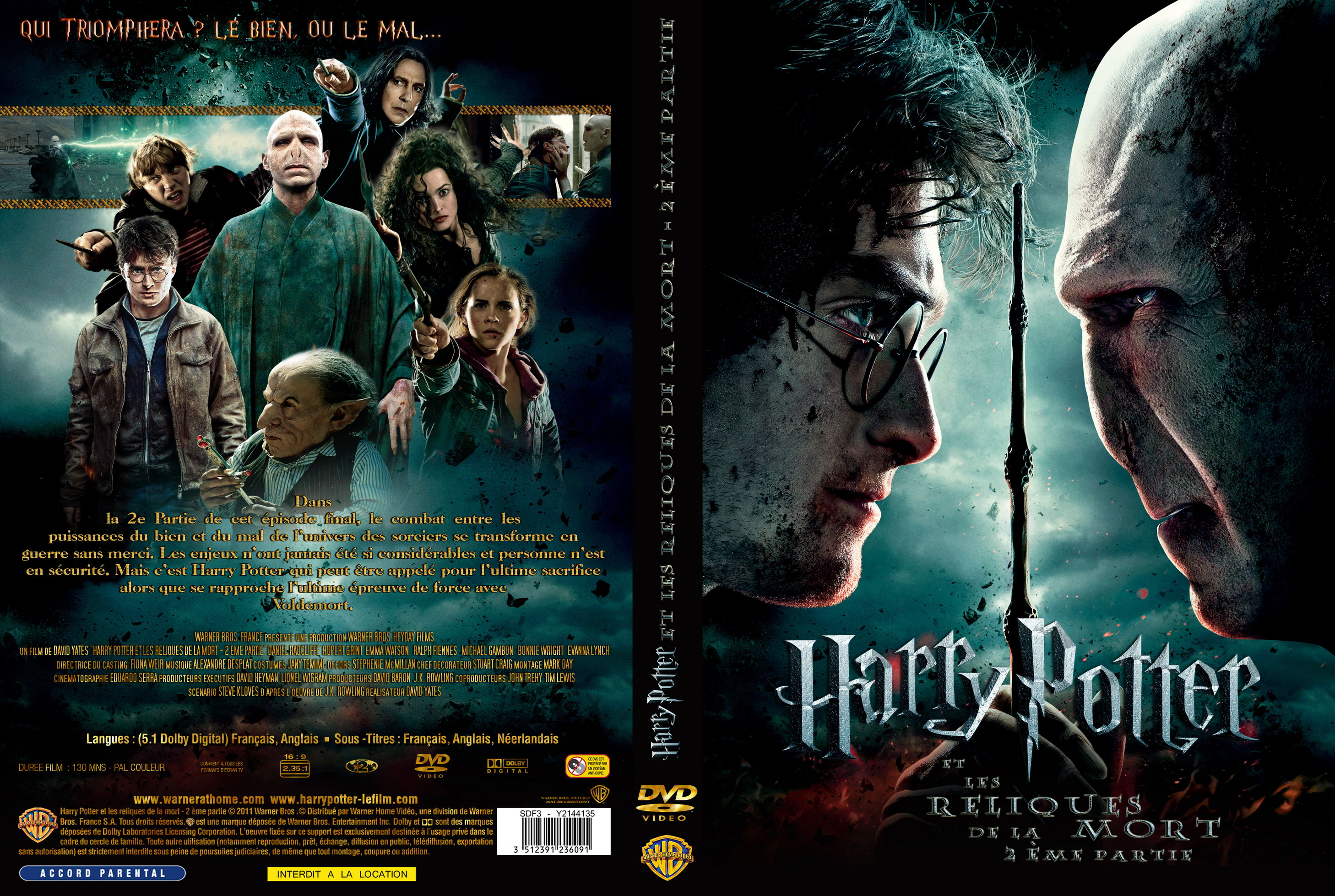 summary harry potter 7 Peter bradshaw: sensational, satisfying, surreal an explosive final chapter puts the magic back into the harry potter franchise.
