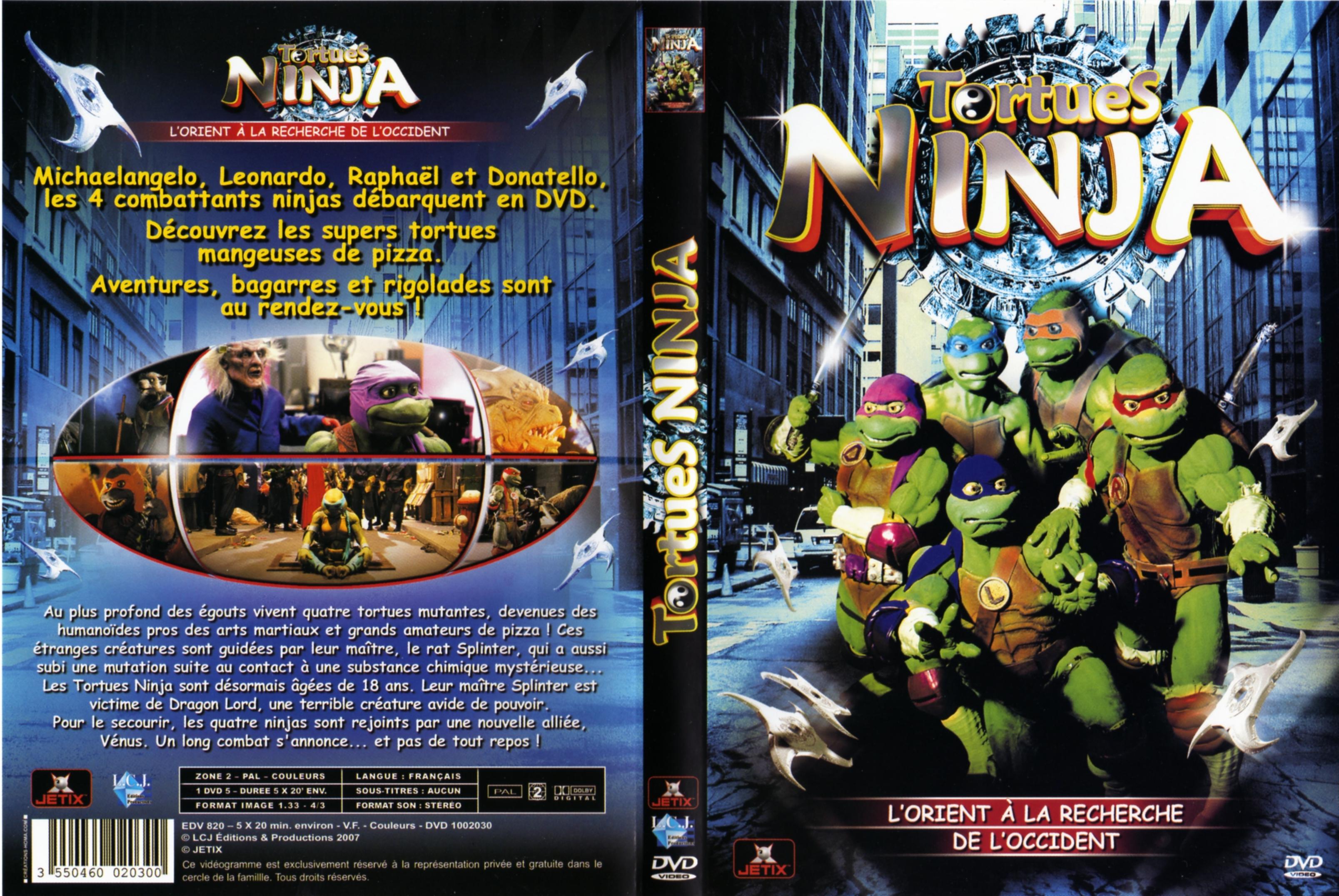 Redlist annuaire multim dia - Le nom des tortue ninja ...