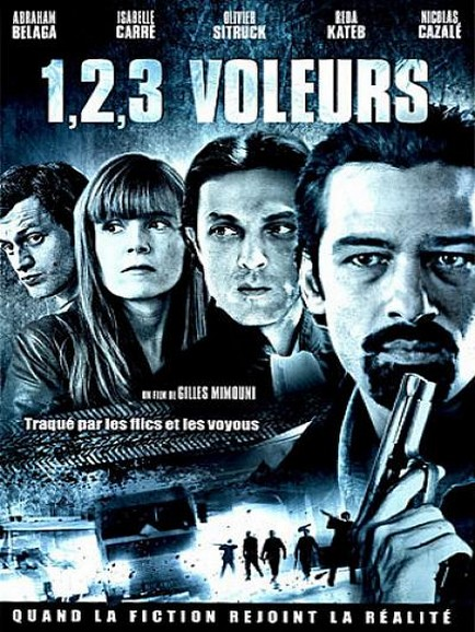 1, 2, 3 Voleurs (TV) [DVDRiP] [MULTI]