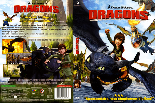how to train your dragon tour