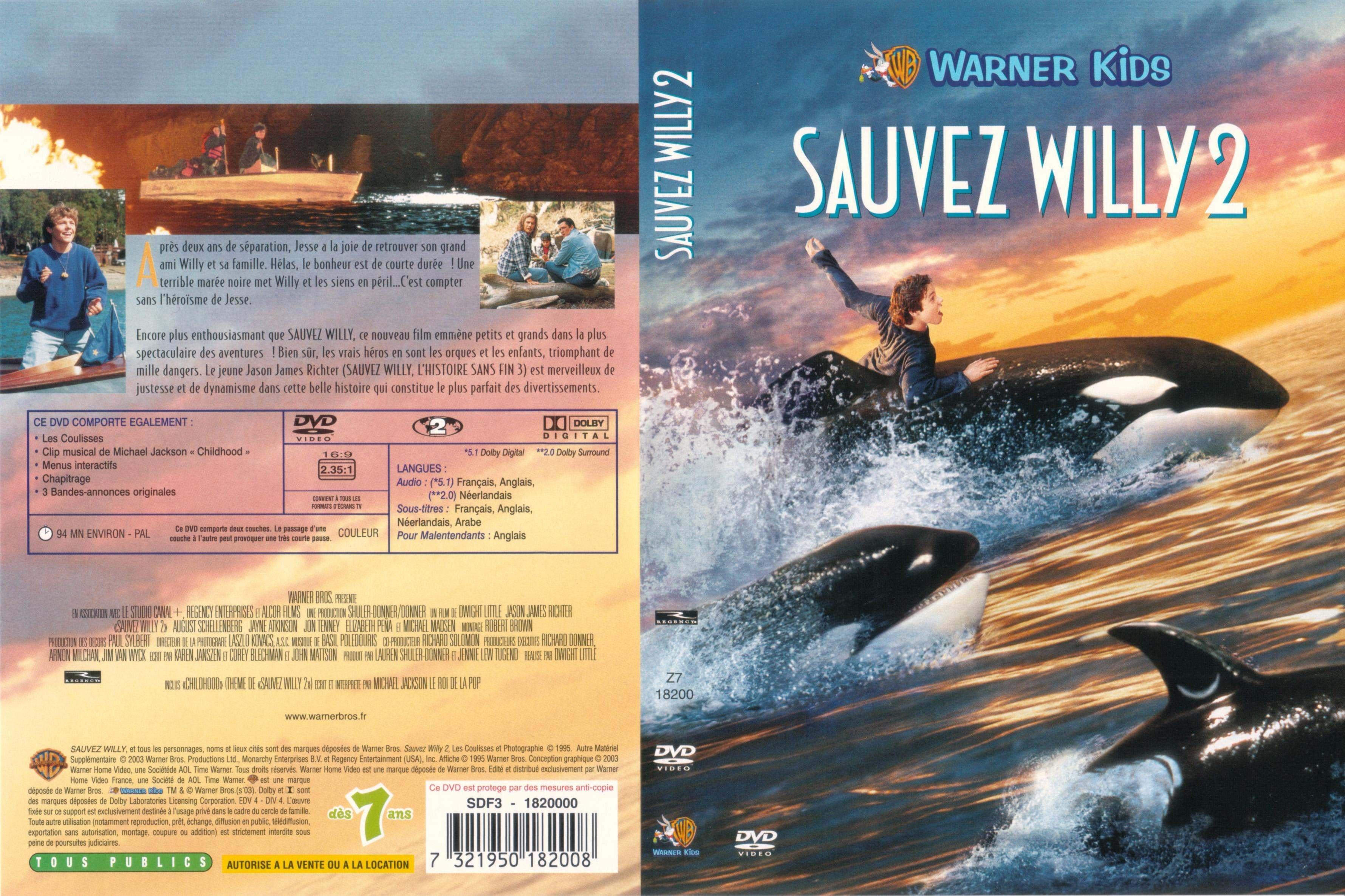 sauvez willy 1