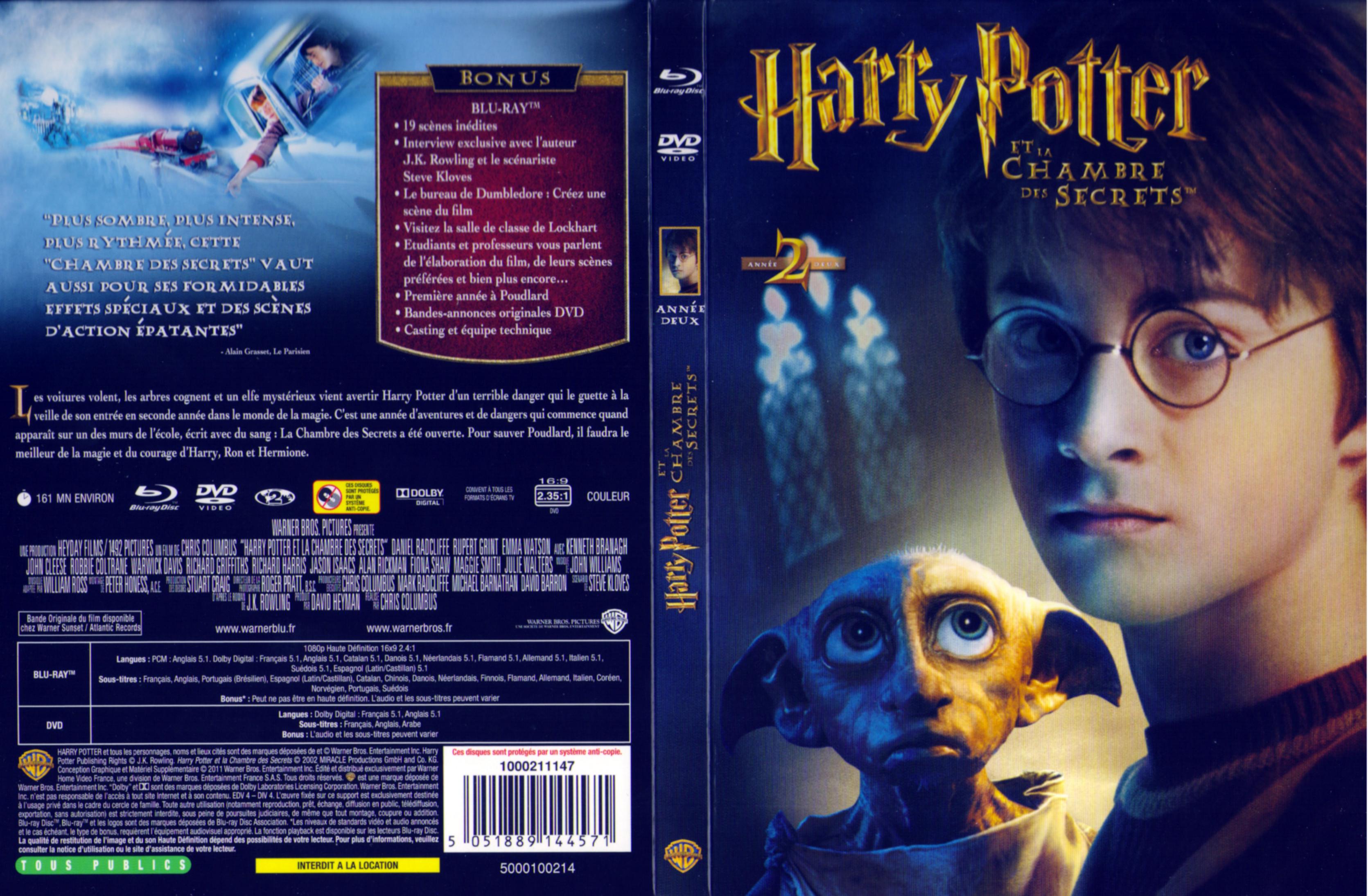 Superieur Redlist   Films   Harry Potter Et La Chambre Des Secrets Images Etonnantes