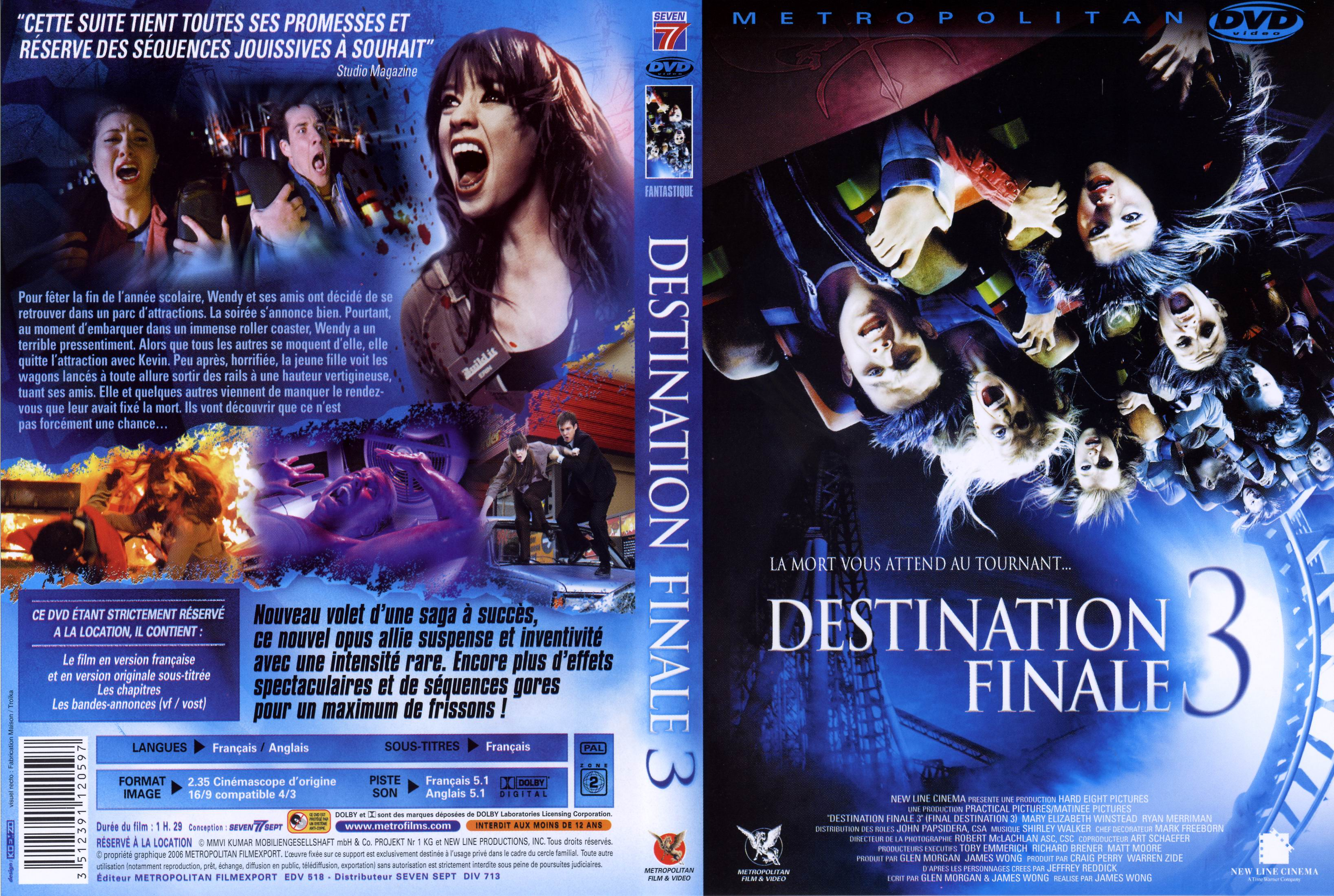 Redlist Films Destination Finale 3